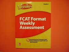 Teacher Edition Reading Wonders ©2014 Weekly Assessment Grade 4 With Answer Keys