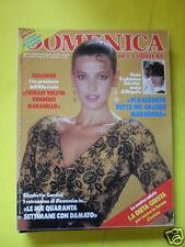 DOMENICA DEL CORRIERE ANNO 88 N. 28 12 LUGLIO 1986