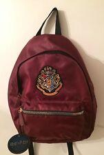 Hogwarts Harry Potter Backpack One Size Wine Color