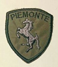 PATCH PIEMONTE CAVALLERIA
