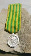 Médaille commémorative de l'expédition du Tonkin   ( reproduction)