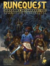 RuneQuest Roleplaying in Glorantha Core Rules - Hardback RPG - New from Chaosium
