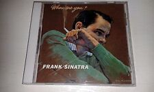 Frank Sinatra - Where Are You? (1991) cd