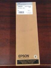 GENUINE NEW EPSON 700ml T8009 Gray Ink Cartridge PRO SC-P10000 / P20000 07/2019