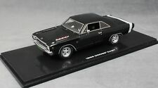 Highway 61 Dodge Dart in Black 1968 43000 Hand Made Resin 1/43 NEW