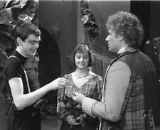 Colin Baker, Kevin McNally & Nicola Bryant UNSIGNED photo - H8048 - Doctor Who