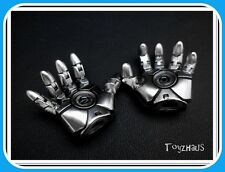 Hot Toys 1/6 IRON MAN 2 Mark ll Amor Unleashed Ver  LED Hands W/Movable Fingers