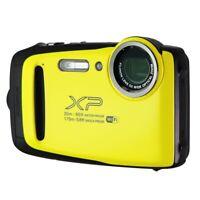 INCOMPLETE Fujifilm - FinePix XP130 16.4-Megapixel Digital Camera - Yellow