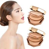 30gFace Powder Concealer Oil-control Base Makeup Moisturizing Waterproof Lasting