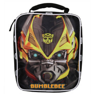 Transformers Bumblebee Optimus Prime Lunch Tote Bag, BRAND NEW W TAGS!