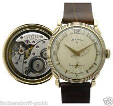 Lord Elgin shockmaster doublè caballeros-reloj de pulsera con mano 50er años