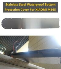 Bottom Battery Protection Stainless Steel Waterproof For XIAOMI M365 Scooter