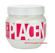 KALLOS PLACENTA HAIR MASK -  MASK WITH VEGETABLE EXTRACT 800 ml