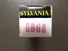 6BU8 SYLVANIA VINTAGE (TUBE), (NEW IN BOX / NEW OLD STOCK).
