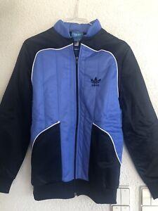 Adidas Trainingsanzug Keyrolan Vintage 44/S Jacke Hose Tracksuit Suit Gym Sport