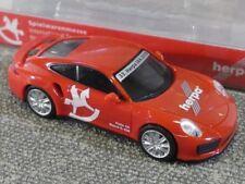 1/87 Herpa Porsche 911 Herpa IAA 2016