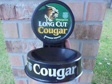 NEW  COUGAR SNUFF COUNTER CHANGE TRAY