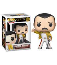 Funko Pop! Rocks: Queen: Freddie Mercury Wembley 1986 Figura Bobble Head (33732)