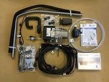 New Espar Hydronic 3 D5E Water/Engine Heater w/install kit Truck/Semi/Cargo