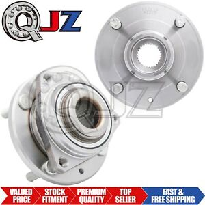 [FRONT (Qty.2)] Wheel Hub Bearing Assembly for 2004-2005 Chevrolet Epica Non-ABS