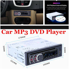 Car Stereo Audio Bluetooth In-Dash FM Aux Input SD/US/MP3/CD/DVD Radio Player