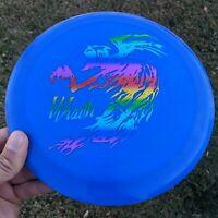 PENNED XXL Star Wraith Disc Golf 175g NEW Rainbow Stamp