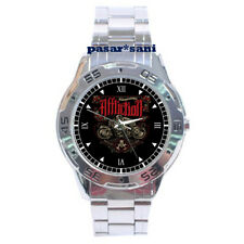 NEW AFFLICTION AMERICAN DEATH RIDER Custom Men Wrist Watch Gift Watches