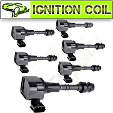 Pack of 6 New Ignition Coils for NISSAN ALTIMA MAXIMA 3.5 L 4.0L V6 C1406