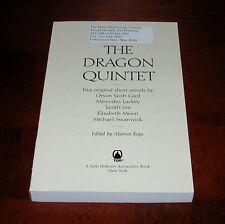 The Dragon's Quintet, Orson Scott Card**Advance Reader Copy ARC**1st Ed. Proof