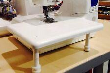 Tisch für Elna  & Janome Cover Nähmaschine für Elna 444, 443 Anstelltisch
