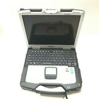 "Panasonic Toughbook CF30  13.3""   Core 2 Duo L9300  2 GB RAM   NO HDD"