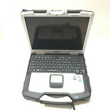 """Panasonic Toughbook CF30  13.3""""   Core 2 Duo L9300  2 GB RAM   NO HDD"""
