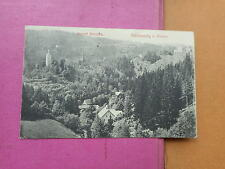 Frankierte Ansichtskarten aus Bayern vor 1914 mit dem Thema Burg & Schloss