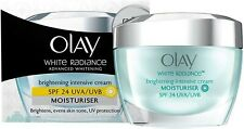 50g OLAY White Radiance Day Cream Light Perfecting SPF 24 Whitening Moisturizer