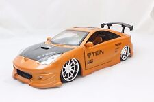 JADA IMPORT RACER TOYOTA CELICA ORG 1/24 DIECAST CAR NEW WITHOUT BOX/ RARE ITEM
