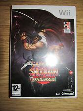 Wii - Samurai Shodown Anthology - FR PAL