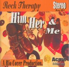 ROCK THERAPY Him Her and Me CD - Rockabilly - NEW