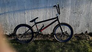 Fit Bike Co. 2013 Justin Inman Signature BMX Bike custom build