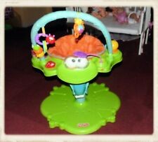 Jumperoo Grenouille musical