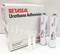 2 X DOW U-428+ Auto Glass Windshield Urethane Primerless Adhesive Glue Sealant