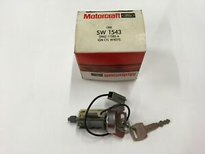 NOS 80 81 82 83 84 85 86 Ford Lincoln Mercury Ignition Cylinder Set
