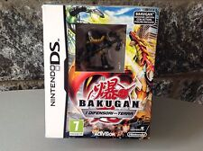 NINTENDO DS DSI BAKUGAN I DIFENSORI DELLA TERRA heart defender defenders sealed