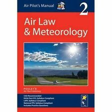 Air Pilot's Manual: Air Law & Meteorology, Paperback by Saul-pooley, Dorothy ...