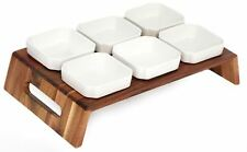 Heart of The Home 6 Piece Serving Set on Tray