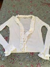 Gilet En Coton Blanc Anne Fontaine