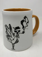 Magenta Boss Turkey Designer Collection Coffee / Tea Mug New
