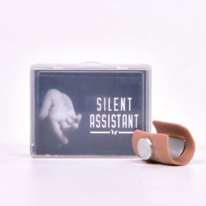 Silent Assistant Magic Tricks Close Up PK Ring Mentalism Stage Illusion Props