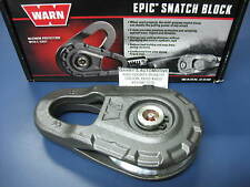 WARN 92188 Replacement 12000 Pound Epic Snatch Block Winch Forged Steel