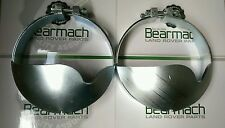 Land Rover Defender 90, Diff Guard Axle Protection Set, also fits Discovery 1