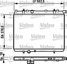 Wasserkühler Motorkühlung VALEO für PEUGEOT 206 SW CC 206+ Limousine 1.4-2.0 98-